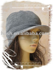 fashion acrylic knitted lady cap (MSH10087)