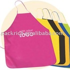 Reusable non woven promotional aprons