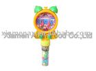 cute cartoon clock toy candy