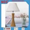 2012 New design decorative Table Lamp with fabric lampshade