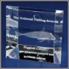 personalized 3D Laser Crystal Awards ,unique crystal souvenir
