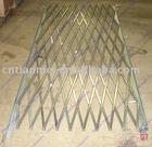 Steel folding gate , barrier gate