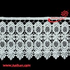 Chemical Lace Fabric polyester material 2041