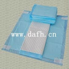 Disposable nonwoven Pet pad Underpad Add 0.1-5gsm SAP