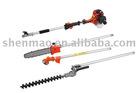 25.4cc air cooled multifunctional long reach chain saw