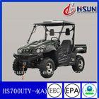 HSUN diesel 700CC utv in agriculture(HS700UTV-4(A))