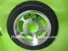 Motorcycle alloy wheel 12x2.5 inch