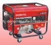 gasoline powered weld and generator two usage machine welding current 190A-300A