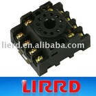 power relay socket/relay pin socket/plug relay socket PF113A