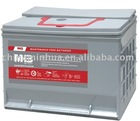 Auto/Car battery,maintenance free car battery