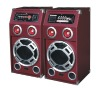 8 inch stage active speaker with Card reader