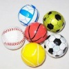 Football/ Baseball Compressed towel; Ball Design disposable towel
