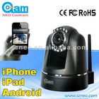 NEO Coolcam NIP-03 Infrared/PTZ/CMOS/300K pixels /indoor/dome IP camera