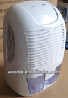 500ml/day portable ABS plastic mini dehumidifier etd750