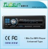 Fixed Panel driver car mp3 player