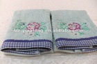 embroidery fancy hand towels