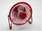 Popular 4 inch air cooling usb fan