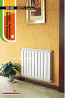Copper and aluminium radiator