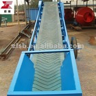 raw material belt conveyor - organic fertilizer equipment