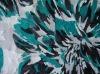 cotton printed jacquard fabric