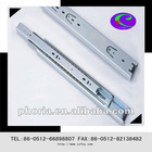 3 Fold Extension Side Mounted Ball Bearing Slide guide rails