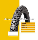 2.50-18 motorcycle tire