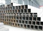 EN10219 Square Mild carbon Steel Pipe