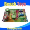 high class color dough plastic sand toys