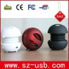 Hamburger portable speaker with free logo