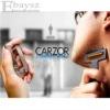 Hot sell gift for man Carzor Portable Credit Card Tools Razor Wallet Shaver 10pcs/lot