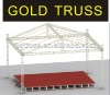 2012 hot sale stage roof truss systems