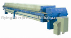 pressure filtration machine filter press