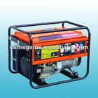 5.5KW Gasonline Generator with Brush Self-excitation 2-pole Single-phase