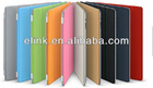 Smart Cover for Ipad mini leather case for ipad3/4