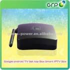 Full HD 1080P Media Player Android TV Box Support Flash