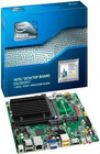 Fanless Intel DN2800MT ATOM N2800 1.86G HDMI VGA Mini-ITX Mainboard/ motherboard