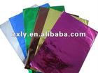 printed color aluminium foil paper