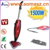 Hot 1500w power 3 in 1 Steam Mop Ultra as seen on tv