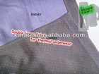 100%Merino wool knitted fabric for thermal underwear