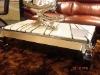 Modrn furniture marble tea table