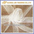 100% nylon african mesh lace fabric