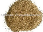 SBR granule for filling into artificial turf used(earth yellow)