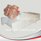 Linear vibration feeder for transport