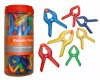 20pcs mini spring clamp for art fabric photo paper crafts