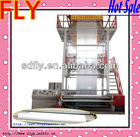 HDPE Blow Moulding Machine with video