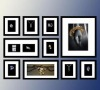 hot sale fashion wooden photo frame