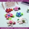 Flower Bows with Clips