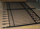 Wrought Iron Fence(Iron Fence, Wrought Iron Fencing)