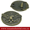 Novelty eagle design metal custom belt buckles