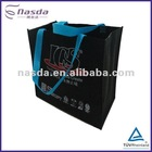 Black 100gsm nonwoven bag